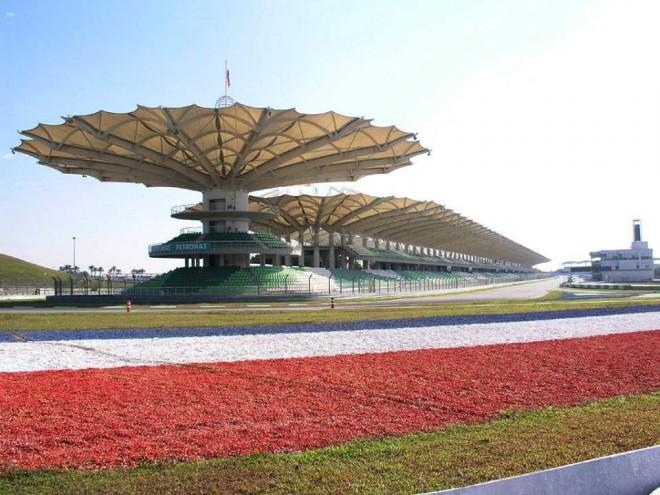 Patnáctá GP sezony – Velká cena Malajsie