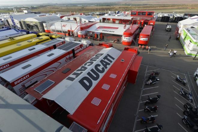 Šéf Aprilie míøí k Ducati Corse