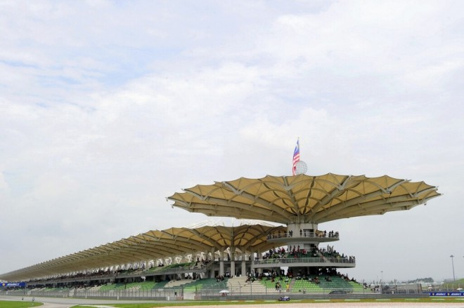Tiskov� konference v Malajsii