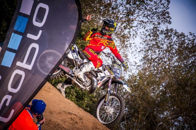 Libor Podmol vyhrál tøetí závod MÈR v FMX