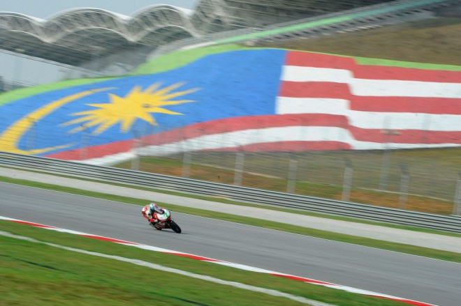 GP Malajsie � kvalifika�n� sobota