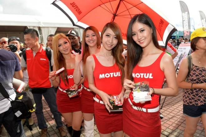 GP Malajsie � ned�le v Sepangu