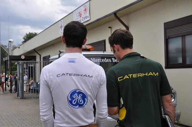 Caterham vstupuje do Moto2