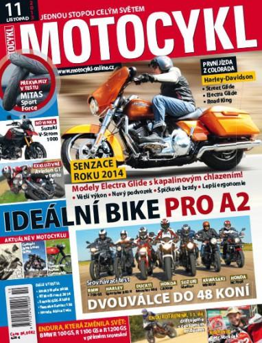 Motocykl 11/2013