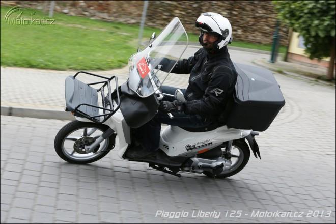 Piaggio Liberty Postal plus