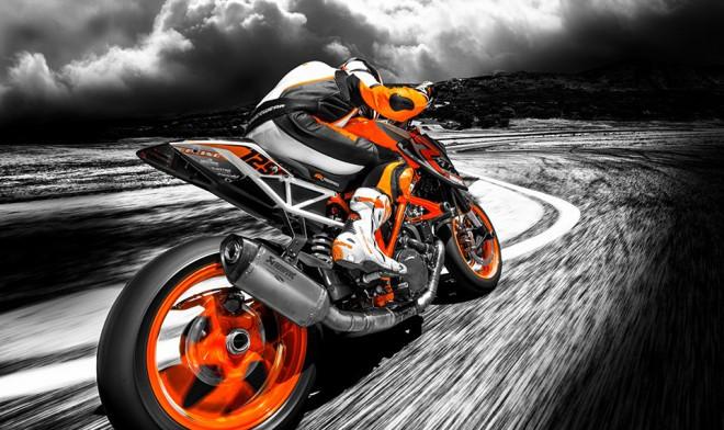 Testujeme KTM 1290 Super Duke R