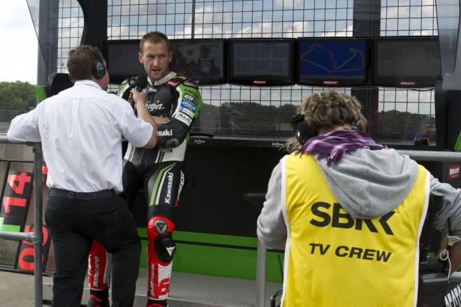 Ètrnáctý podnik MS Superbikù v Jerezu