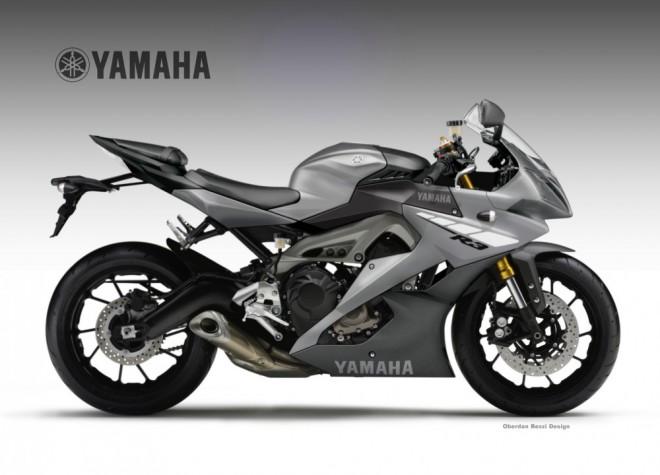 Nové Yamahy na obzoru? YZF-R3 nebo FZ9?