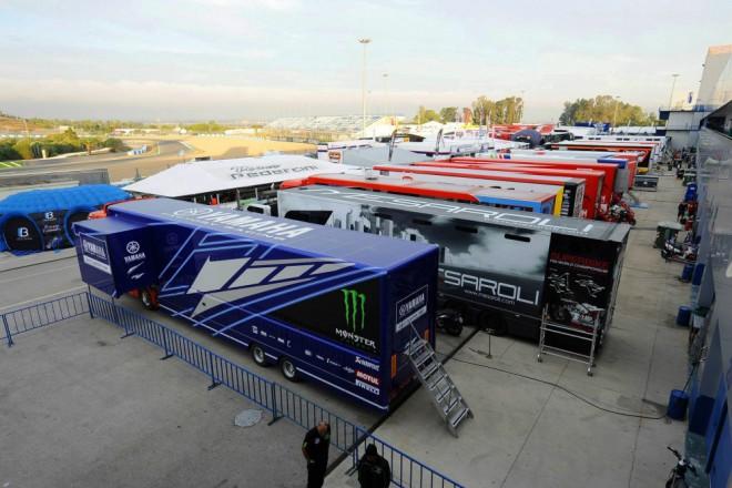 Superbikový pátek v Jerezu