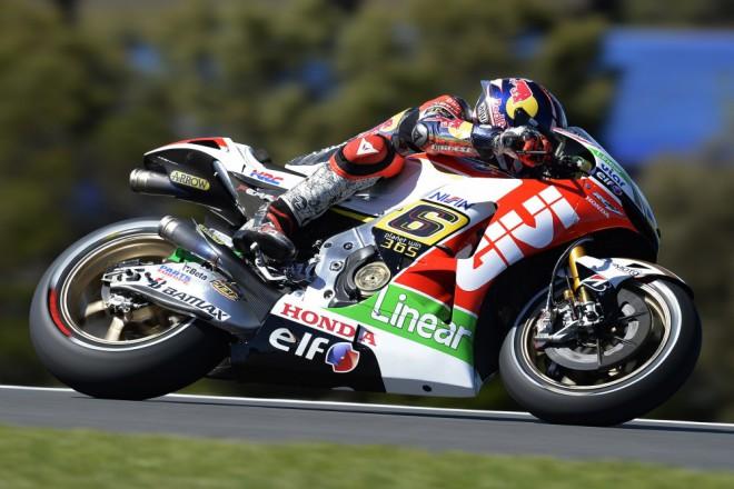Stefan Bradl závod v Austrálii nepojede