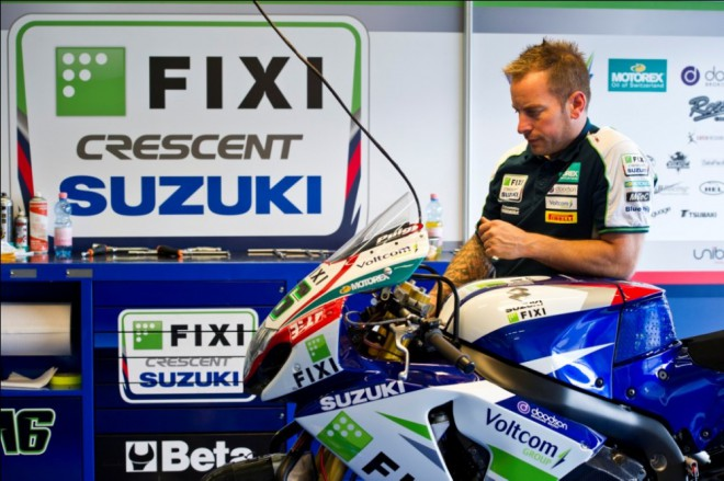 Superbiková sobota v Jerezu
