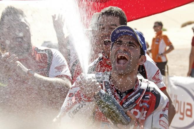 Goncalves vyhrál Maroko a získal svìtový titul