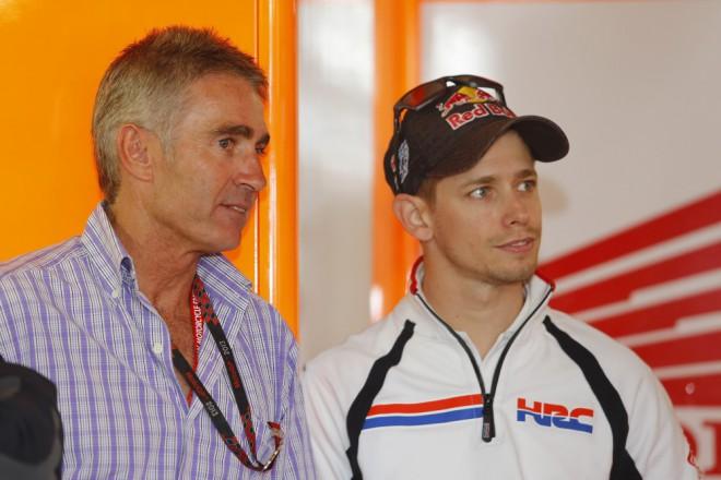Stoner v exkluzivním klubu Legend MotoGP