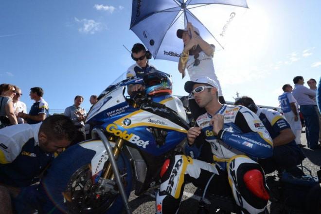 Melandri by už v Jerezu mohl testovat Aprilii