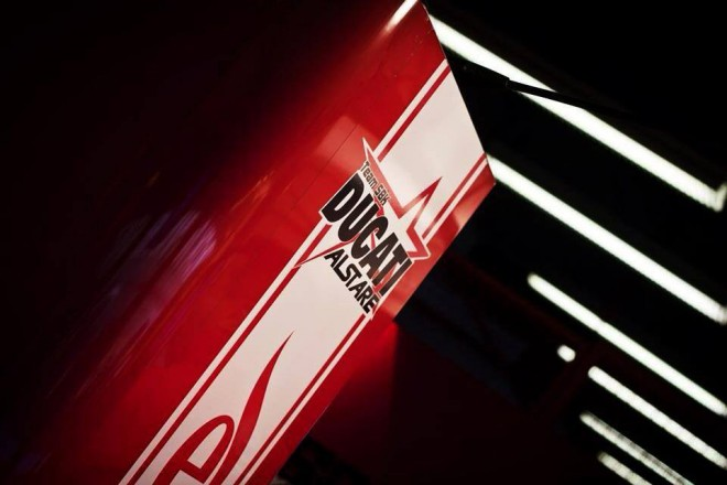 Konec spolupráce Ducati a Alstare