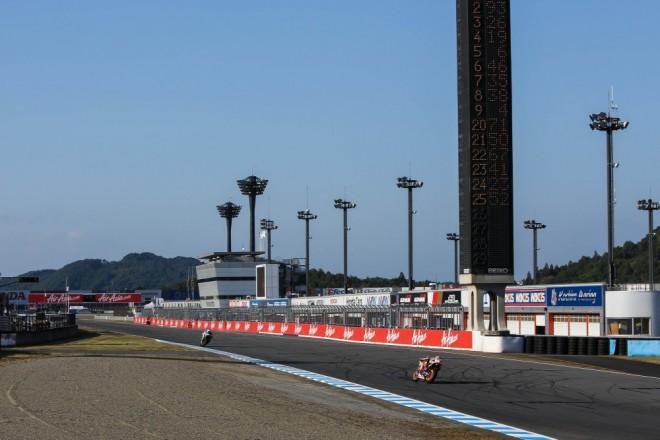 GP Japonska - nedìle v Motegi
