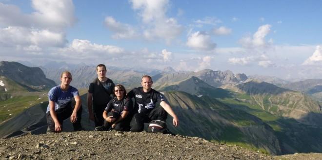 Alpské šotolinky 2