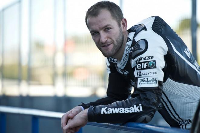 Dvoudenní test Kawasaki v Jerezu