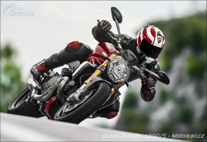 Eicma: Ducati Monster 1200