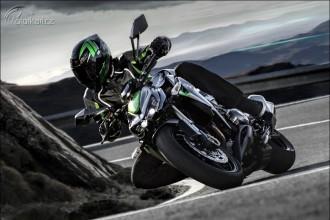 Eicma: Kawasaki
