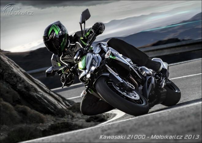 Eicma: Kawasaki Z1000, Z1000SX, J300 a KX85