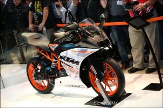Eicma: KTM RC 1
