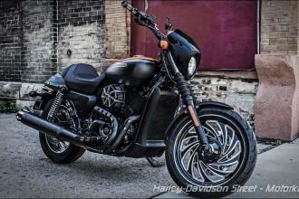 Eicma: Harley-D