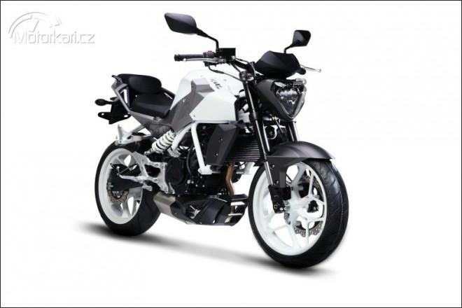 Eicma: Hyosung GD-250N