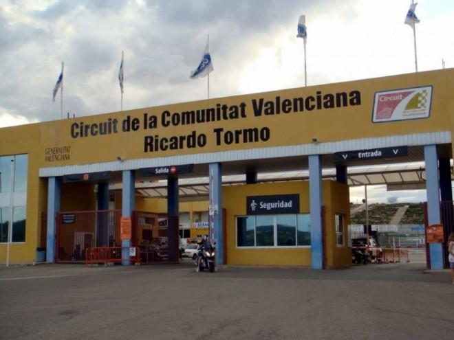 Tisková konference ve Valencii