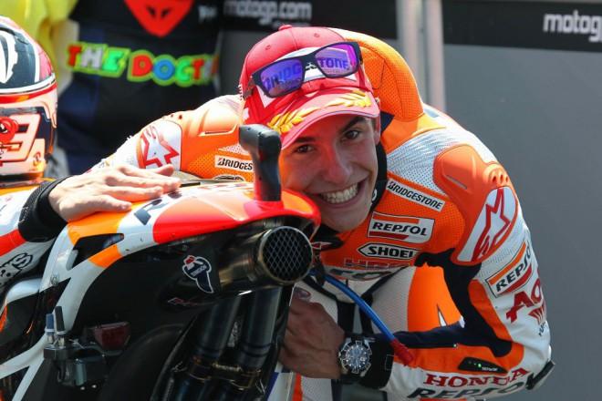 Marc Márquez – Mistr svìta MotoGP