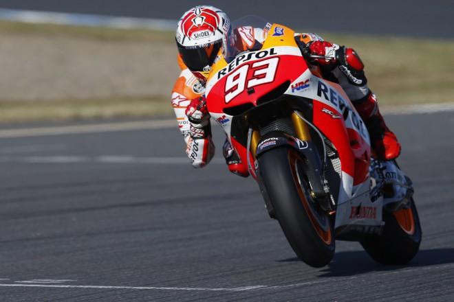 Test MotoGP � �ter�