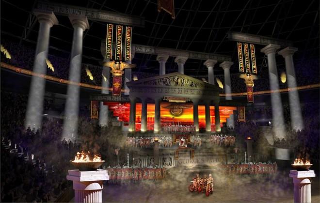 FMX Gladiator Games v O2 Ar�n�