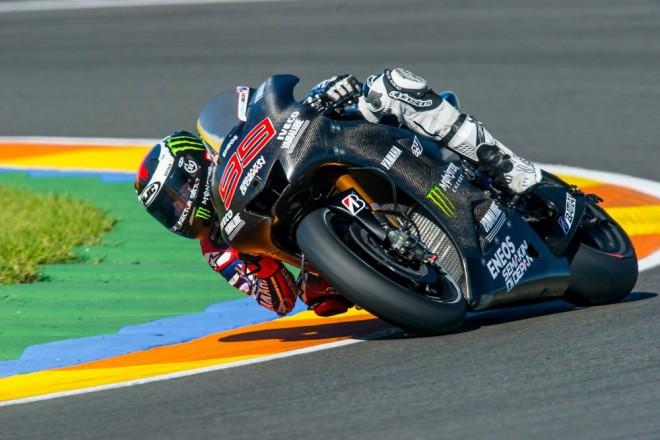 Tovární Yamaha ukonèila test ve Valencii