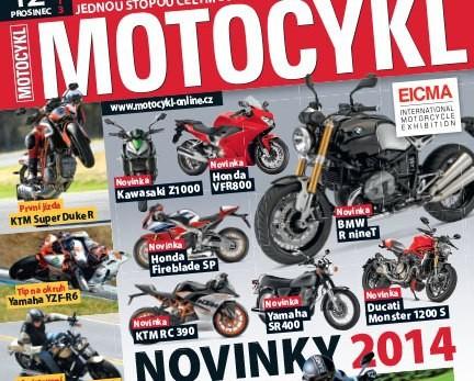Motocykl 12/2013