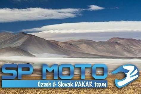 SP MOTO na Rallye Dakar 2014
