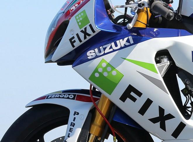Spolupráce FIXI s Crescent Suzuki konèí