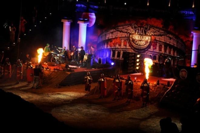 Vyhrajte vstupenky na Gladiator Games