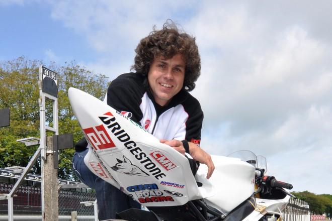 Kamil Holán míøí do IRRC za Racetrack.cz