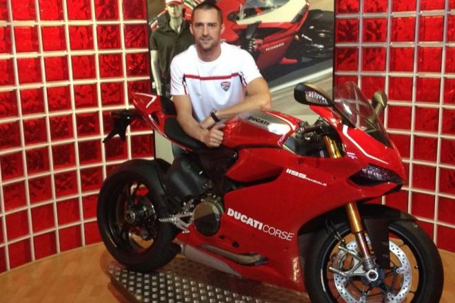 Jakub Smrž se vrací k Ducati