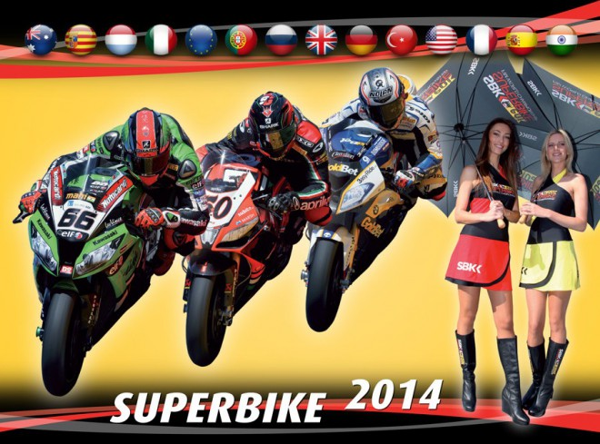 Kniha MS motocyklù 2013