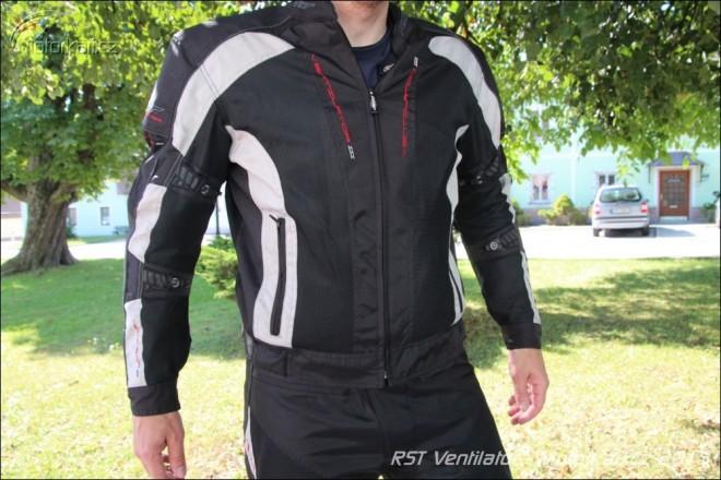 Textilní komplet RST Ventilator