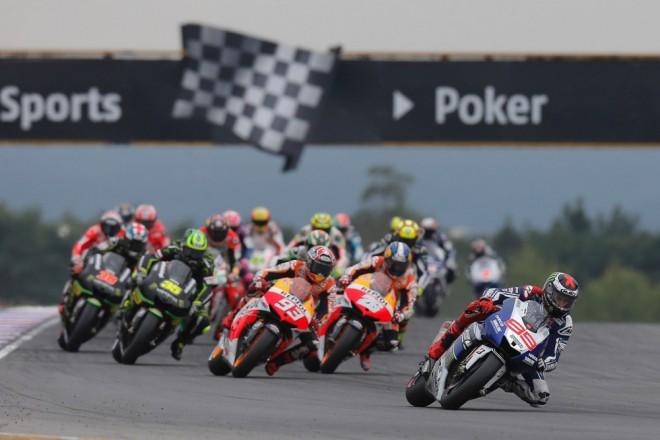 FIM: Provizorní startovní rošt MotoGP 2014