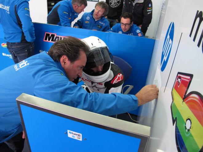 Testy tøíd Moto3 a Moto2 v Almerii