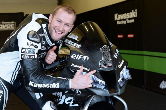 V Jerezu byl nejrychlej�� Tom Sykes