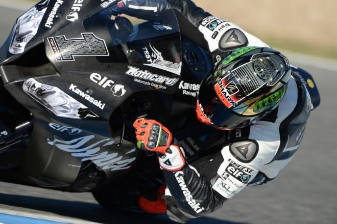 Kawasaki má za sebou úspìšný test v Jerezu
