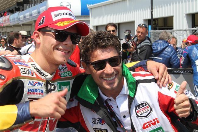 Cecchinello chce v MotoGP dva jezdce