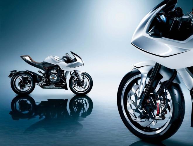 Suzuki Recursion - koncept s turbem