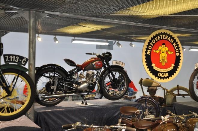 Motocykly Ogar v NTM