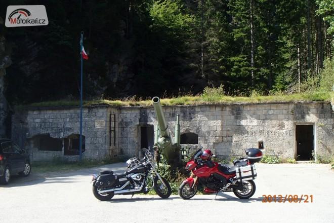 Alpy a Dolomity bez GG:-)