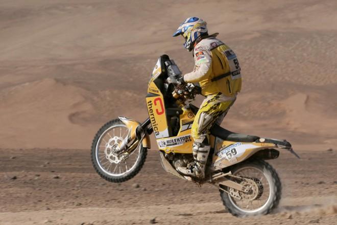 Dakar 2014: The David